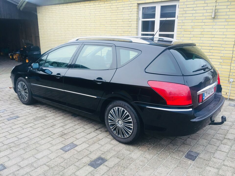 Peugeot 407, 1,6 HDi Perfection SW, Diesel