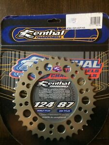 Renthal Sprocket Rear Suzuki 2004 GSX-R600 K4