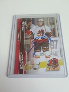2013-14-ITG-Heroes-amp-Prospects-Remi-Elie-Autograph-Signed-Rc-Rookie
