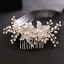 Luxury-Crystal-Rhinestone-Flower-Wedding-Bridal-Hair-Comb-Hairpin-Clip-Jewelry thumbnail 10