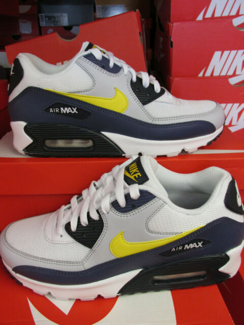 separation shoes 9897b ad00f Nike Air Max 90 Mens Trainers AJ1285 101 Sneakers CLEARANCE