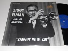 ZIGGY ELMAN & His Orchestra NM- Zaggin' With Zig Swing Era Records LP-1015