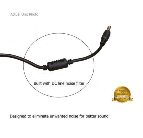 AC Adapter Power Supply for Korg EC150 Digital Piano