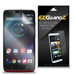 Image is loading 4X-EZguardz-NEW-Screen-Protector-Skin-HD-4X-