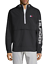 TOMMY-HILFIGER-Mens-1-2-ZIP-GRAPHIC-LOGO-Spell-out-HOODED-pullover-JACKET thumbnail 4