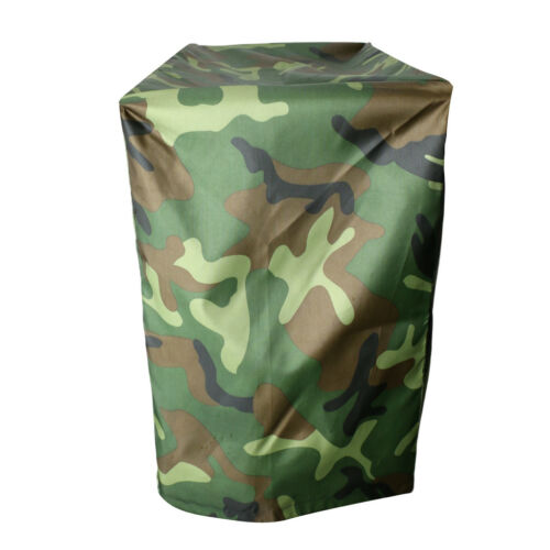 Camo Waterproof Boat Outboard Engines Protector Cover for 30-90HP