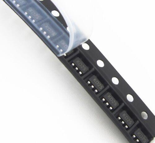 10PCS NEW MCP73831 MCP73831T-2ACI//OT SOT23-5 Charge Management Controller R3