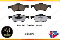Carquest Front Ceramic Front Brake Pads For Ford Escape, Mercury Mariner