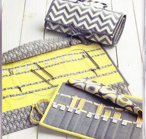 PATTERN - Knit, Purl & Roll - knitting needle holder ...