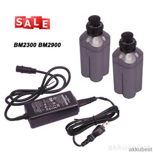 2X Daiwa Tanacom 750 Electric Fishing Reel Battery BM2300 BM2900  + Charger US  large selection