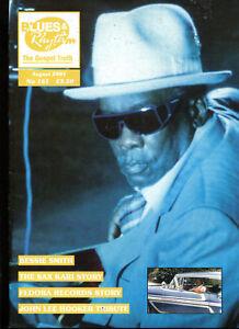 BLUES-amp-RHYTHM-The-Gospel-Truth-UK-Blues-magazine-Issue-no-161