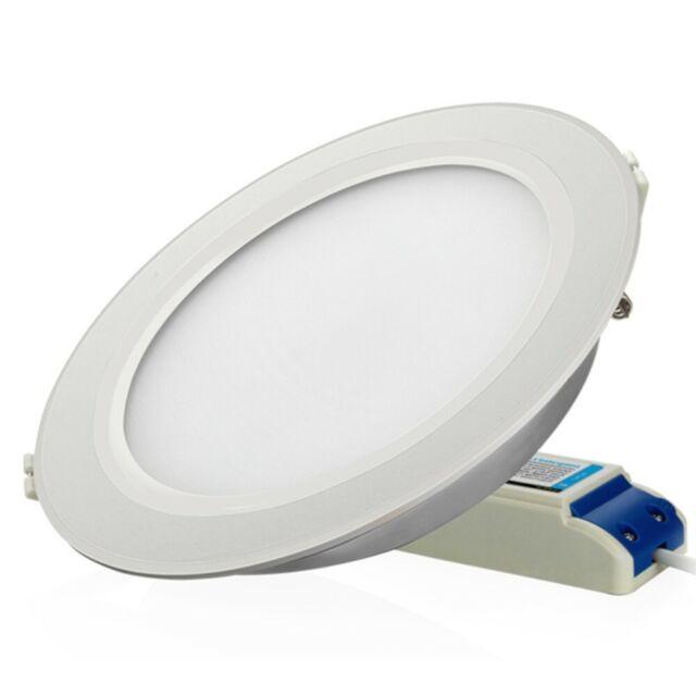 Milight 12 W RGB + CCT DEL Downlight FUT066 Commande à Distance Smart plafond UK