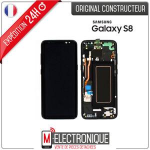 Ecran-LCD-Noir-Original-Samsung-Galaxy-S8-G950F