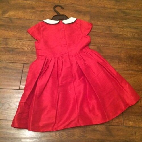 cb547b167c80 NEW GIRLS BEAUTIFUL party x faMo+S red party dress christmas 12-18 ...