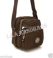 Lightweight WaterProof Ladies Shoulder Mobile Phone Messenger Arm Crossbody Bag