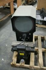 Microvu 14 Veritcal Optical Comparator H14