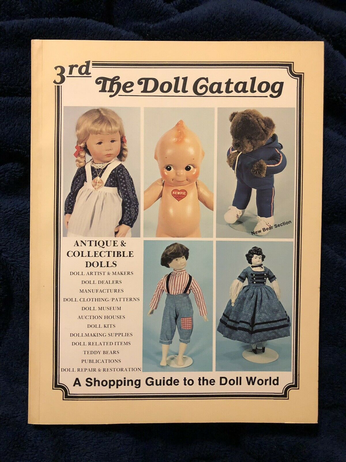 Doll Catalog Trade Paperback For Sale Online Ebay