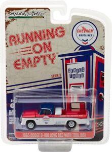 1965-Dodge-D-100-Camioncino-Scoperto-Pick-Up-Chevron-Running-On-Empty