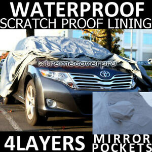 2013 Chrysler Town /& Country Breathable Car Cover w//MirrorPocket