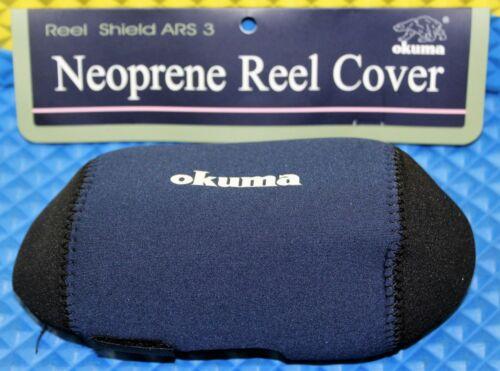 Okuma Reel Shield Neoprene Reel Covers Waterproof #ARS CHOOSE SIZE!!