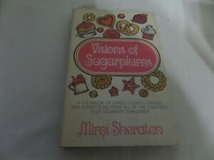 1968-Vintage-Christmas-Cookbook-VISIONS-OF-SUGARPLUMS-By-Mimi-Sheraton