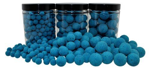BLUE 100g 10mm Popups Pop-Ups Pop-Up Fluo Pop Ups  BLAU