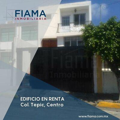 EDIFICIO EN RENTA PARA OFICINA COL. CENTRO $8,000