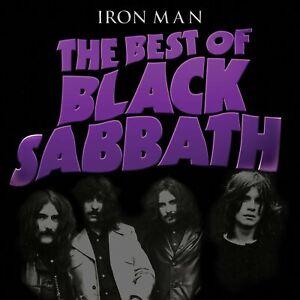 BLACK-SABBATH-IRON-MAN-THE-BEST-OF-CD-GREATEST-HITS-OZZY-OSBOURNE-NEW