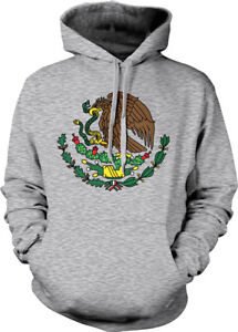 Mexico Golden Eagle Snake Coat Of Arms Flag Symbol Mexican Mex
