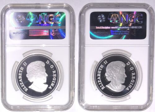 2016 Canada S$20 Her Majesty's 90th Birthday Early Releases NGC PF70 Ultra Cameo
