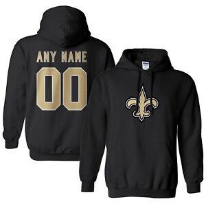 Sports Saints Football Crew Neck Sweatshirt New Orleans Saints Men/'s Sweatshirt