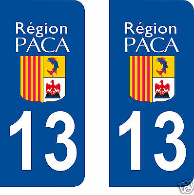 Stickers autocollants plaque d/'immatriculation Département 08 2ex