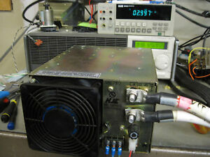 8V-46A-NJE-Power-Supply-MK750-8-46-adjust-6V-7V-9V-Electronic-Measurements-Inc