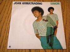 """JOAN ARMATRADING - SIMON    7"""" VINYL PROMO PS"""