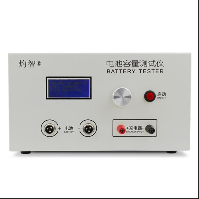 12V-72V 20A Lead Acid Lithium Battery Capacity Tester Auto Discharge EBC-B20H