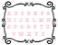 26 Lettre Piece Set Lettre Cookie Cutters Majuscules Alphabet Fondant cirque