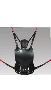 HEAVY DUTY leather SEX SLING SWING