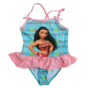 e5808eee2365a Image is loading Girls-Official-Licensed-Disney-Moana-Swimwear-Swimsuit -Swimming-