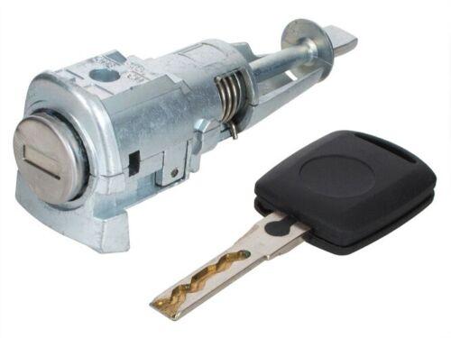 Schlüssel Türschloss Schließzylinder VORNE LINKS Für Skoda Octavia II 1Z 2004