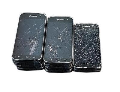 "11 Lot Kyocera Hydro Life C6530 4g Smartphone Touch Screen T-mobile Android 4.5"" Om Een Gevoel Op Gemak En Energiek Te Maken"