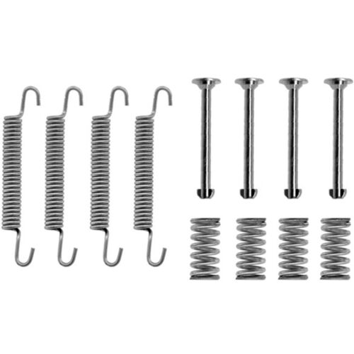 VAUXHALL CARLTON HANDBRAKE SHOE FITTING KIT SPRINGS BSF0667D 1986-1994