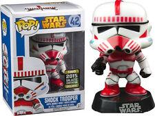 Star Wars - Shock Trooper Galactic Convention Exclusive POP Vinyl - #42 RETIRED