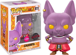 CHAMPA-Flocked-Dragon-Ball-Super-Funko-Pop-Vinyl-New-in-Box