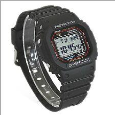 Casio G Shock GW-M5610-1ER Funk, Solar, Timer,Kalender, Herrenuhr