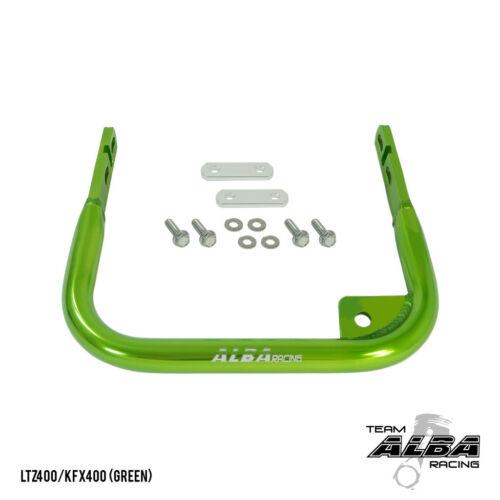 LTZ 400 KFX 400 04 to 08  Grab Bar  Rear Bumper Aluminum  Alba Racing  206 T5 G