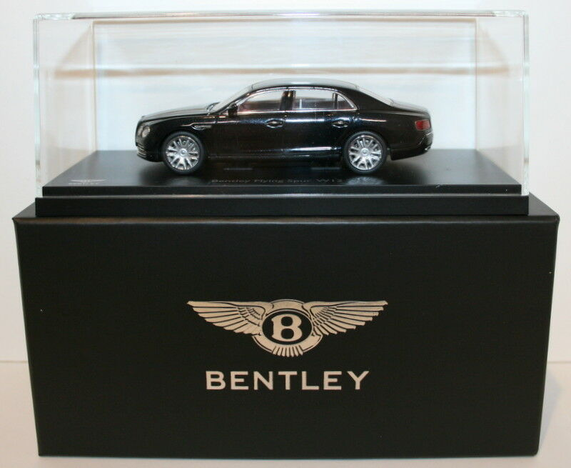 Kyosho 1 43 Scale - 05561PC - Bentley Flying Spur W12 - Peacock Blau