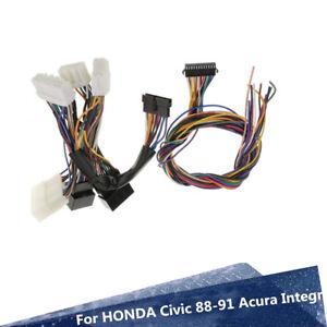 Phenomenal Ecu Conversion Jumper Harness Wire Obd0 To Obd1 For Honda Civic Wiring Database Ilarigelartorg
