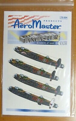 """Kits World Decals 1//48 AVRO LANCASTER Thumper /""""Operation Taxable/"""""""