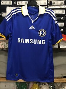 timeless design d2347 873bd Details about Adidas Chelsea Home Jersey 2008/09 Retro Classic Home Jersey  Size Small Only
