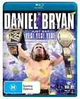 WWE - Daniel Bryan - Just Say Yes! Yes! Yes! (Blu-ray, 2015, 2-Disc Set)